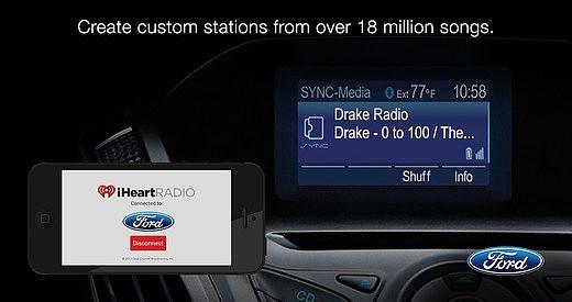 IHeartRadio for Auto pour mac