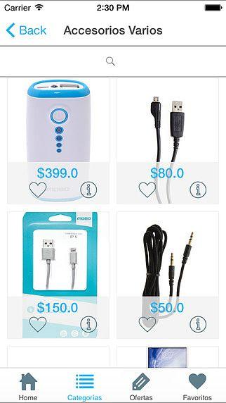 InnPhone Shop pour mac