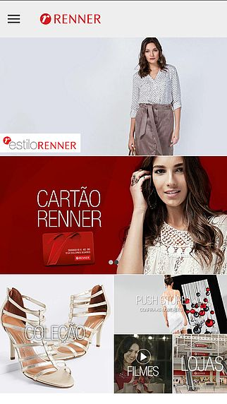 Lojas Renner pour mac