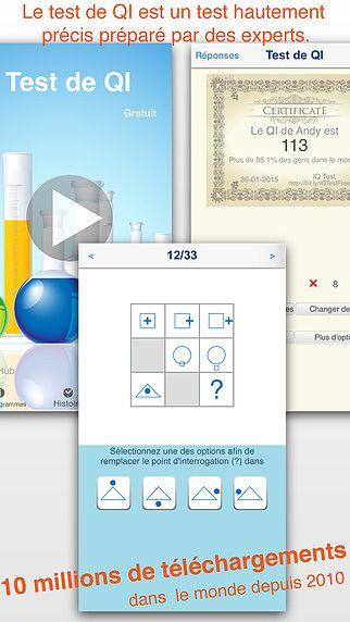 Test de QI (Graduit) pour mac
