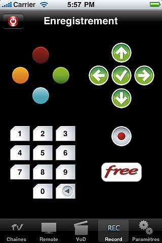 Freebox Remote pour mac