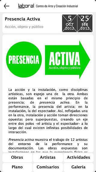 LABoral Centro de Arte y Creación Industrial pour mac