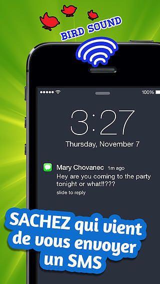 Sonneries SMS gratuites pour mac