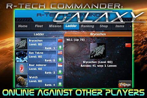 R-Tech Commander: Galaxy pour mac