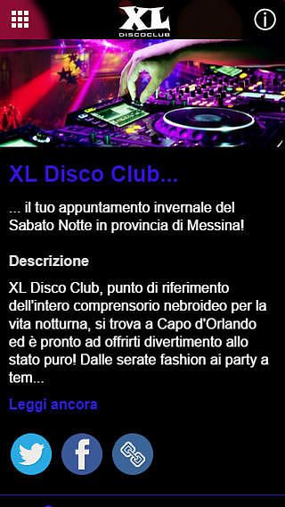 XL Disco Club pour mac