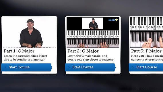 Learn Piano HD FREE pour mac
