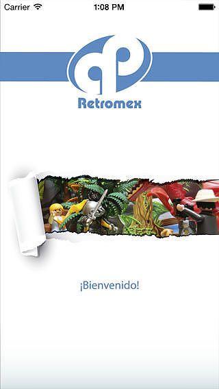 Retromex pour mac