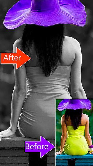Quick Splash - Image Editor for Multi Color  pour mac