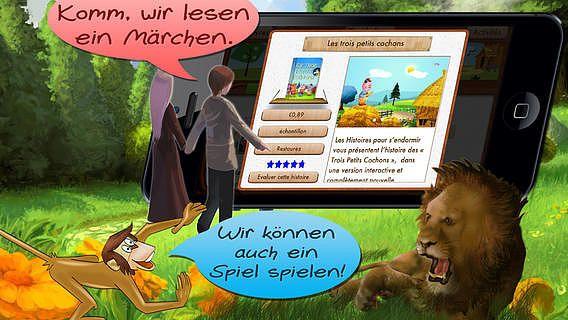 Märchenstunde : Geschichten für Kinder pour mac