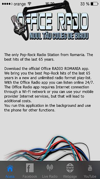 Office RADIO pour mac