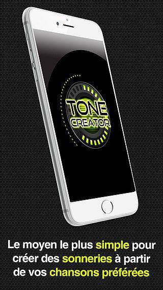 ToneCreator - Create ringtones, text tones and alert tones pour mac