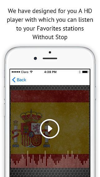'Spain Radios Free: The Best Stations of Spain with News, Music  pour mac