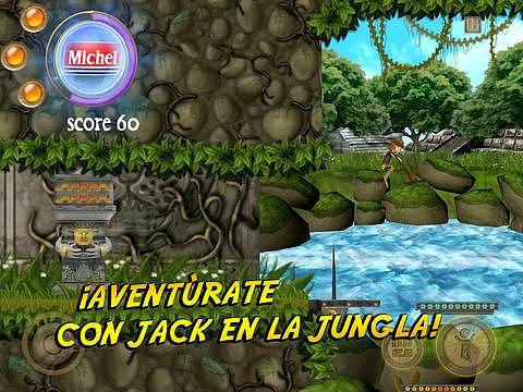 Jack Escape de Xibalba HD pour mac