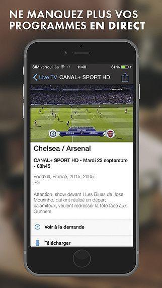 MyCANAL, les chaînes TV CANAL   et CANALSAT en direct, en replay pour mac