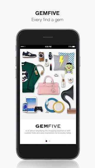 GEMFIVE - Shopping Malaysia pour mac