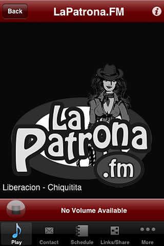 LaPatrona FM pour mac