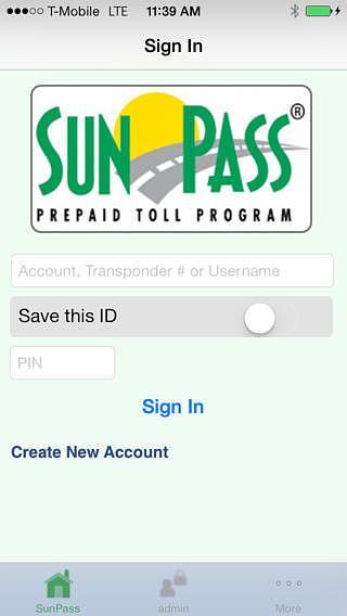 SunPass pour mac