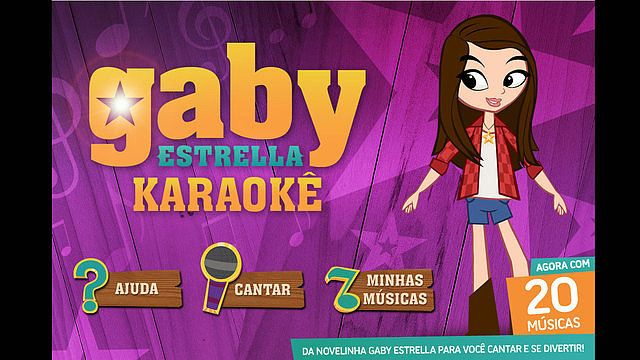 Gaby Estrella Karaokê pour mac