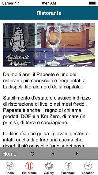 Papeete Ladispoli pour mac