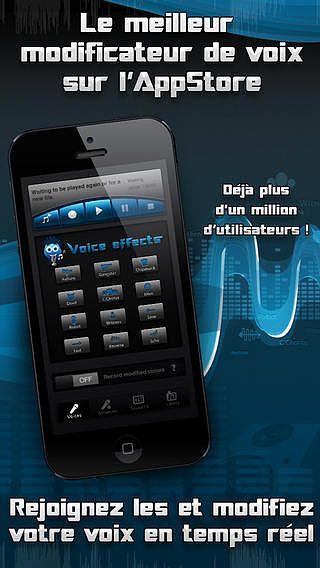 Modificateur de voix - Voice Morphing LITE pour mac