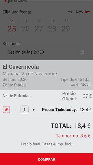 Ticketoday pour mac