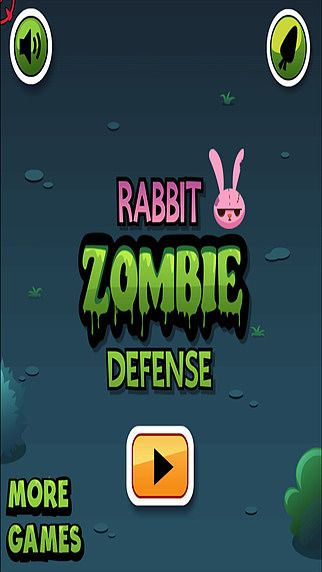 Rabbit Zombie Defence - Shoot the Rabbits pour mac