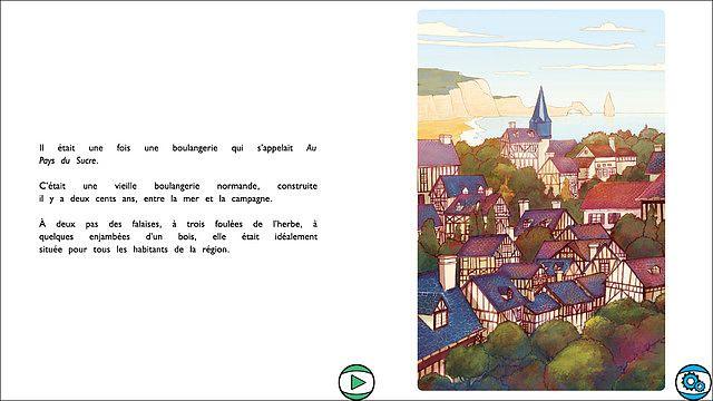 UdysBook - Le Pays du Sucre 01 - La Boulangerie pour mac