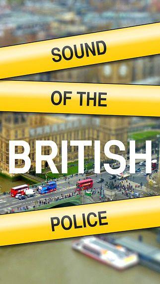 UK Police Siren pour mac