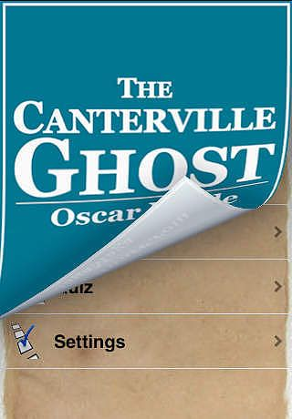 The Canterville Ghost by Oscar Wilde pour mac