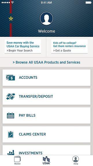 USAA Mobile pour mac