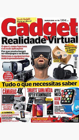 Gadget revista (Português) pour mac