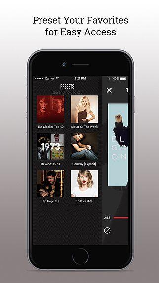 Slacker Radio pour mac