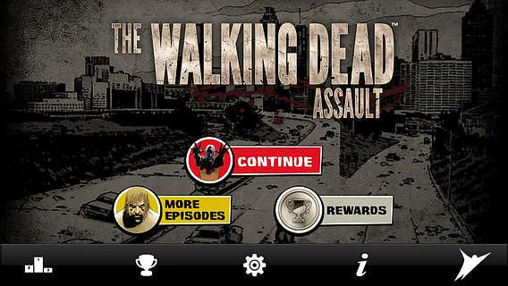 The Walking Dead: Assault pour mac
