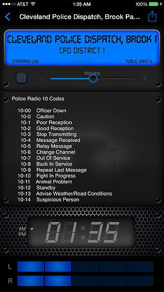 Police Radio - Live Police, Fire and EMS pour mac