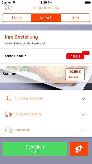 Langos König pour mac
