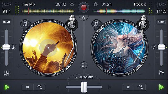 Djay LE - The DJ App for iPhone pour mac