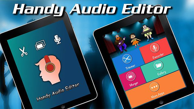 Handy Audio Editor pour mac