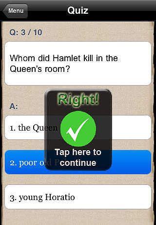 Hamlet Audiobook pour mac
