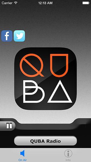 QUBA Radio pour mac