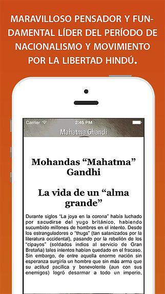 Gandhi: La vida de un  pour mac