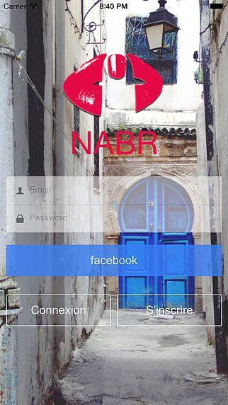 Nabr    -     Exprimez vous anonymement pour mac