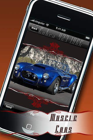 American Muscle Cars pour mac