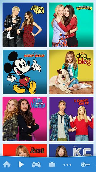WATCH Disney Channel pour mac