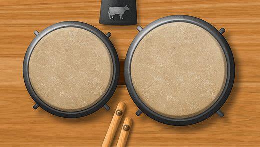 Bongos - Dynamic Bongo Drums pour mac