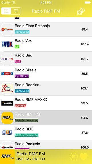 Radio - Muzyka i Radio Internetowe - Polskie Radio pour mac