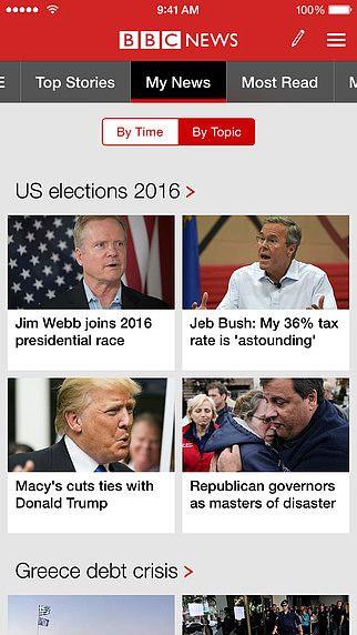 BBC News pour mac