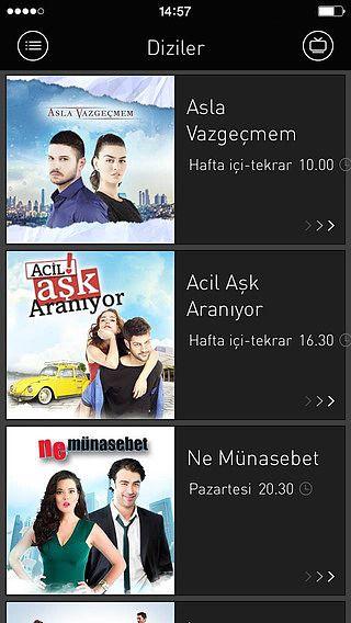 Show TV pour mac