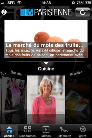 La Parisienne pour mac