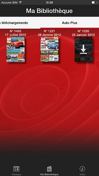Auto Plus Magazine pour mac