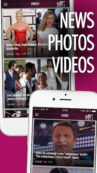 Closer - Actu des Stars, News People  pour mac